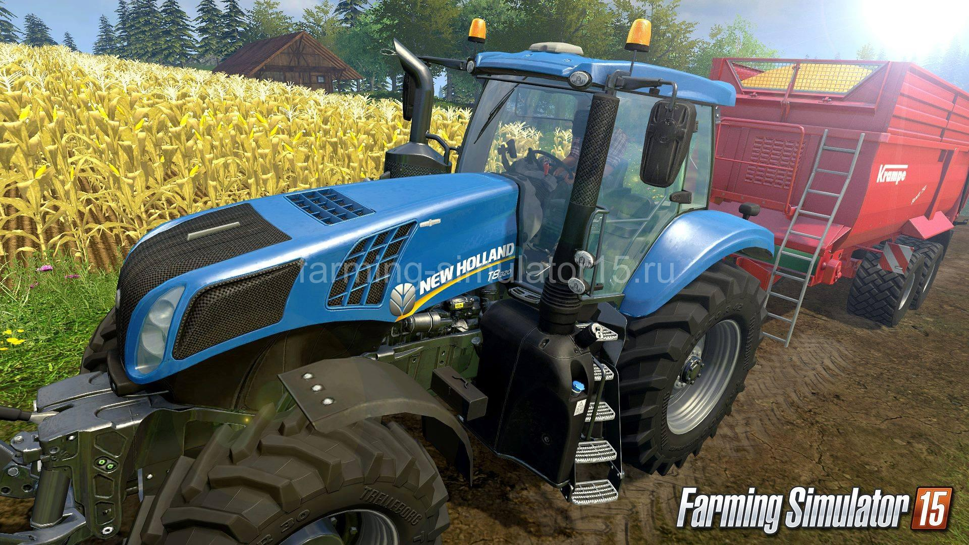 Farming Simulator 15 - Официальный пресс-релиз