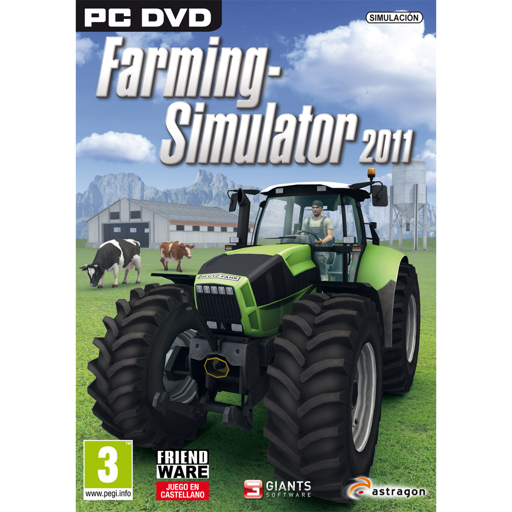 Farming Simulator 11