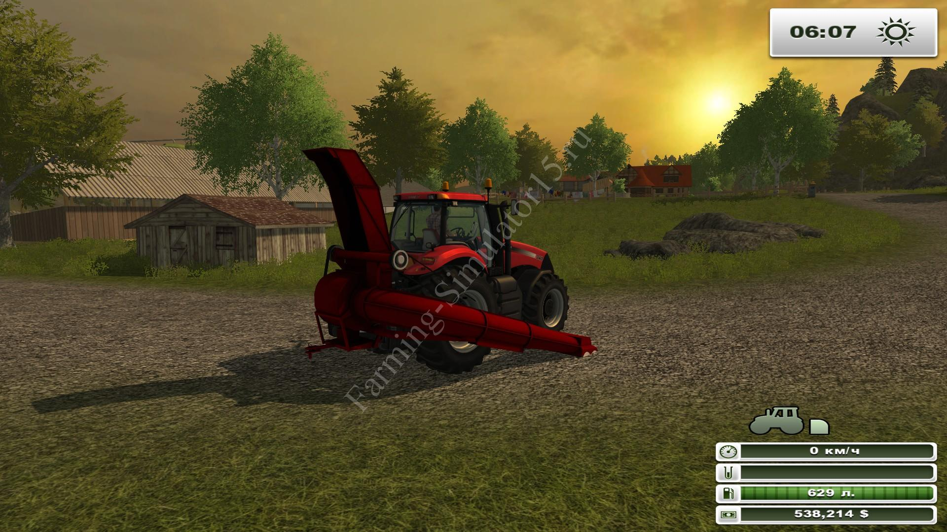 Мод FN-1.2 v 1.0 Farming Simulator 2013, Farming Simulator 13