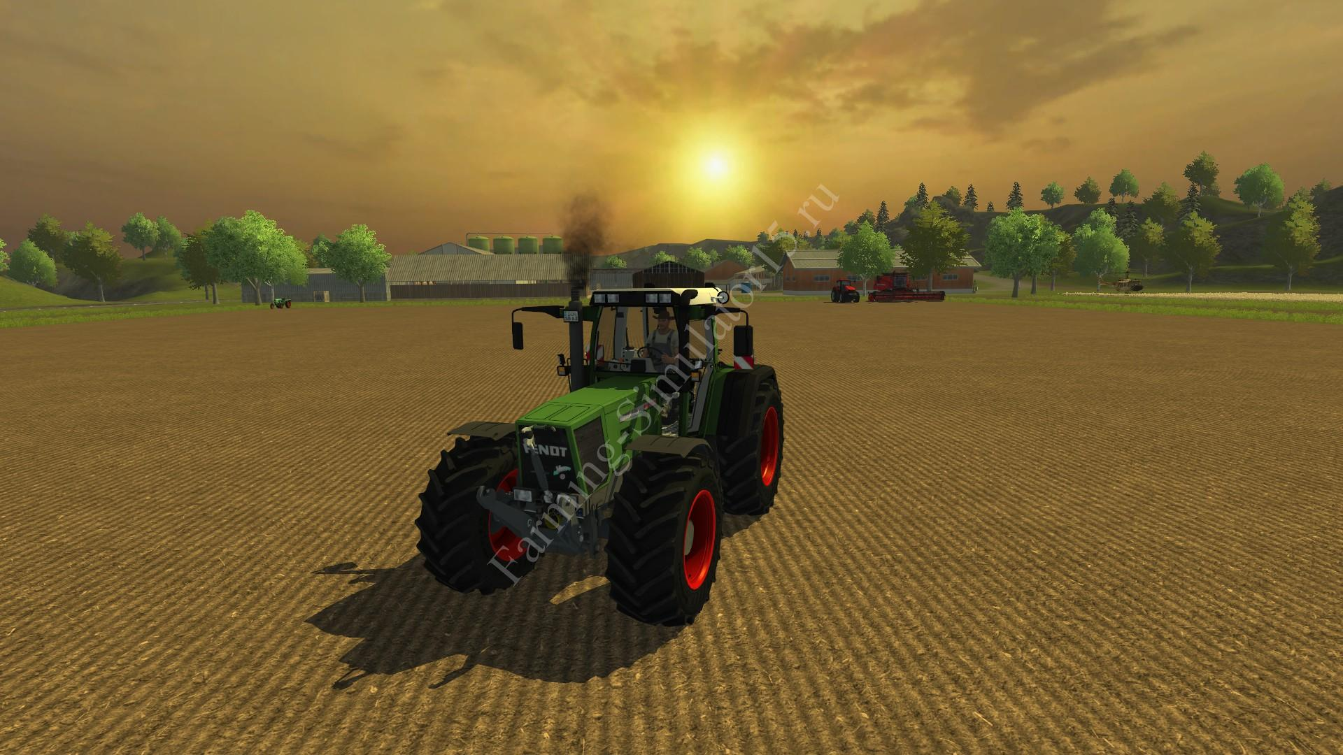Мод трактора Fendt Favorit 926 V 3.0.1 Farming Simulator 2013, Farming Simulator 13