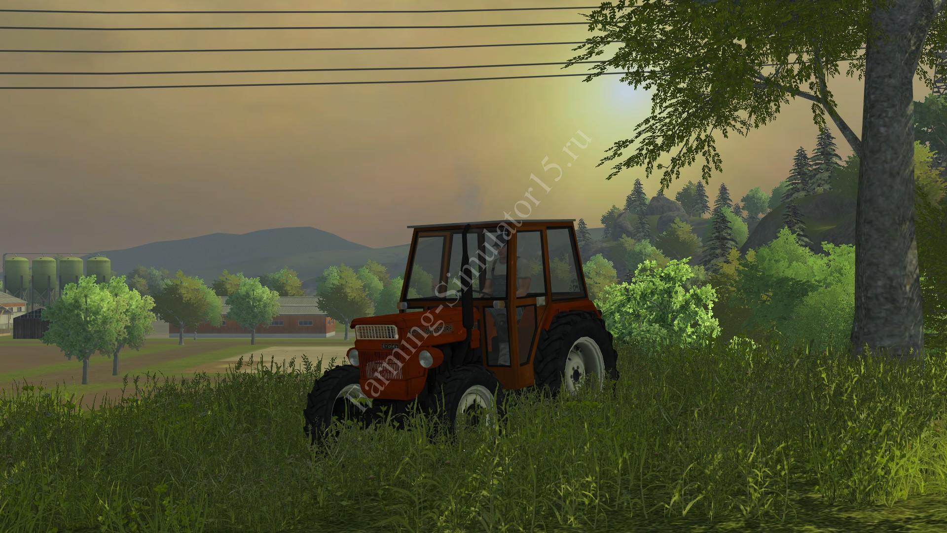 Мод трактора Store 404 Super v 1.0 Farming Simulator 2013, Farming Simulator 13