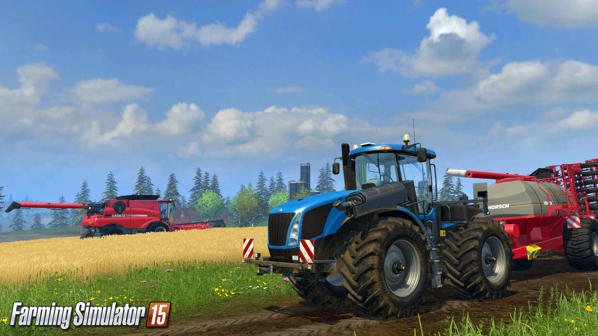 Farming Simulator 15 системные требования (PC system requirements)