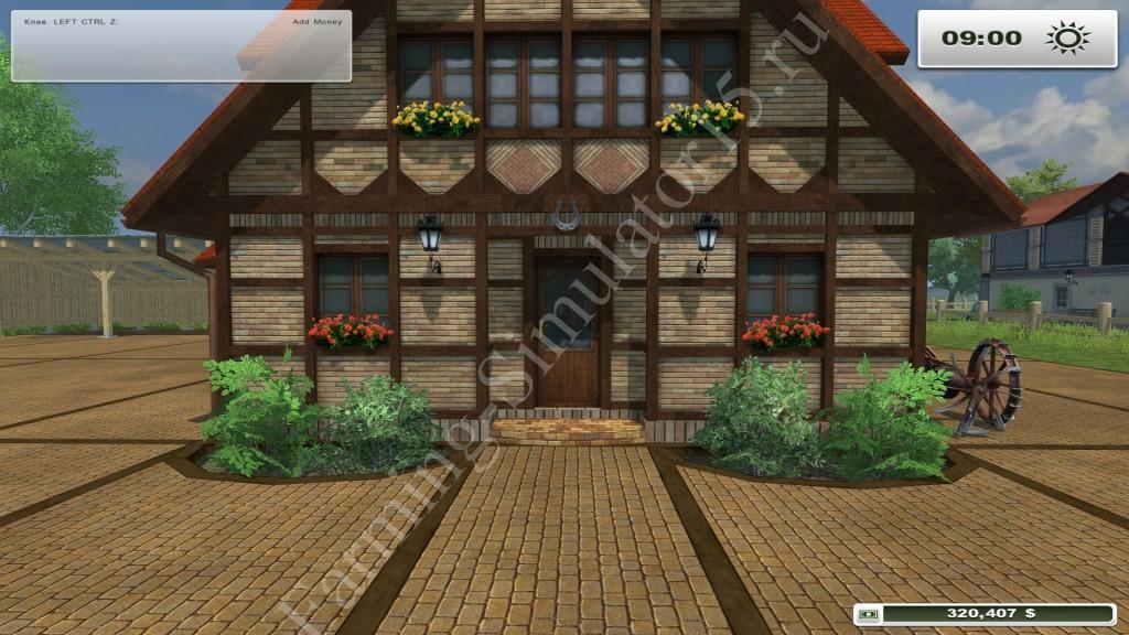 Мод HelpHUD v 2.0 Farming Simulator 2013, Farming Simulator 13