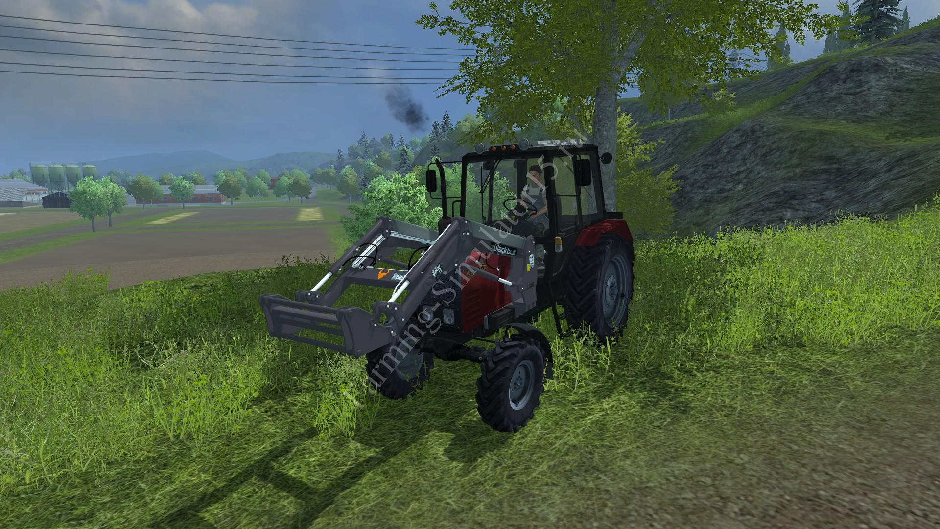 Мод трактора MTZ 920 FL v 1.0 Farming Simulator 2013, Farming Simulator 13