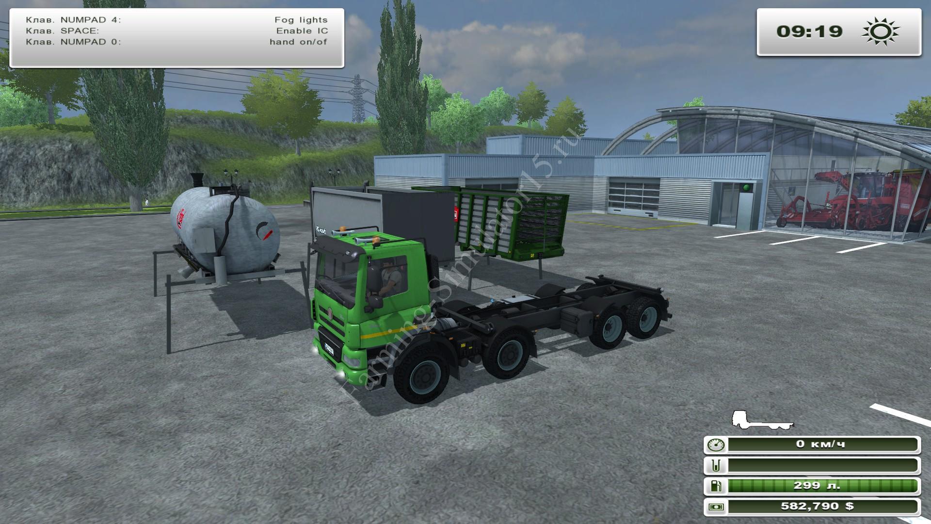 Мод грузовика TATRA 158 8x8 Phoenix Agro v 1.3 Farming Simulator 2013, Farming Simulator 13