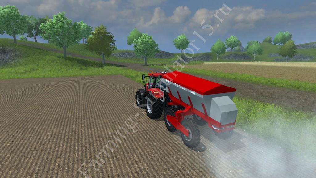 Мод опрыскивателя Espalhador Jumil v 1.0 Farming Simulator 2013, Farming Simulator 13