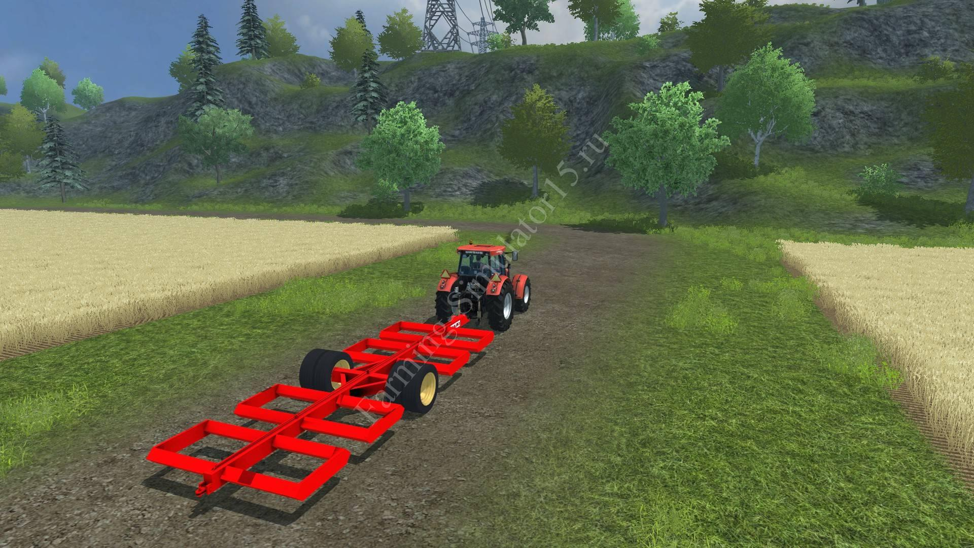 Мод Миксер Для Farming Simulator 2013