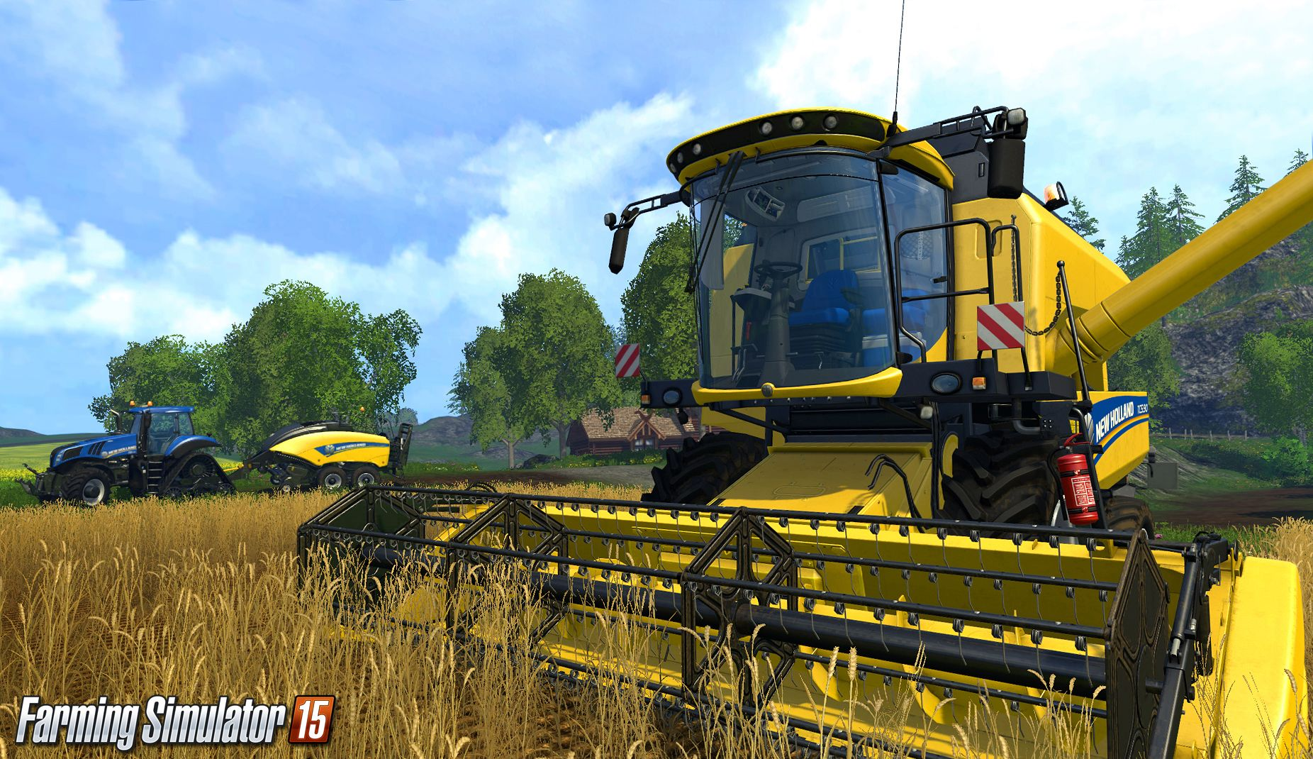 Купить Farming Simulator 15, Farming Simulator 2015 за 499 рублей