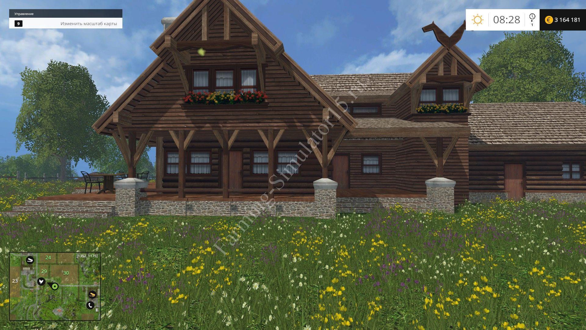 Fs15. At. Ua farming simulator 2015 mods моды farming.