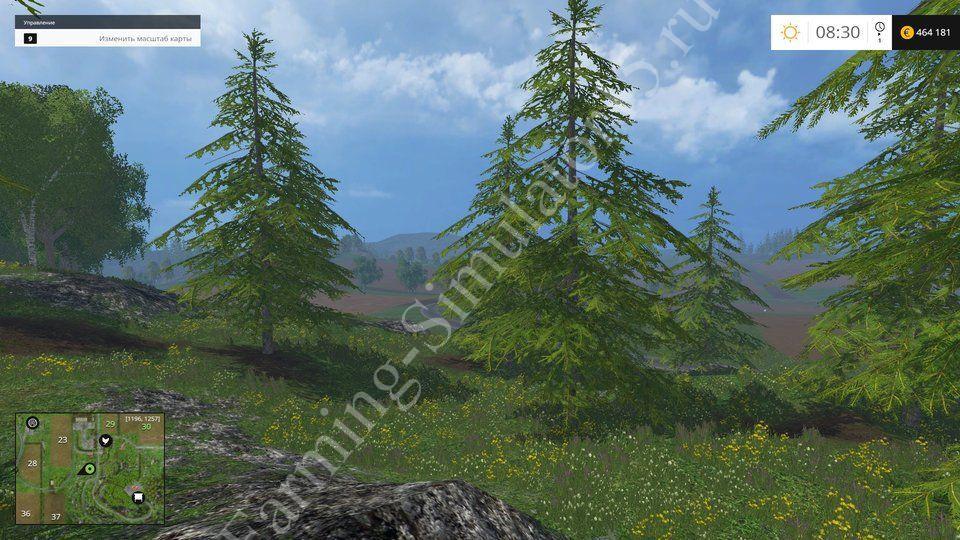 Мод Fast Switcher v1.0 Farming Simulator 15 2015