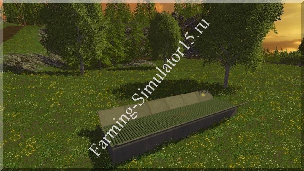 Мод Loading Table v 1.0 Placeable Farming Simulator 15, 2015