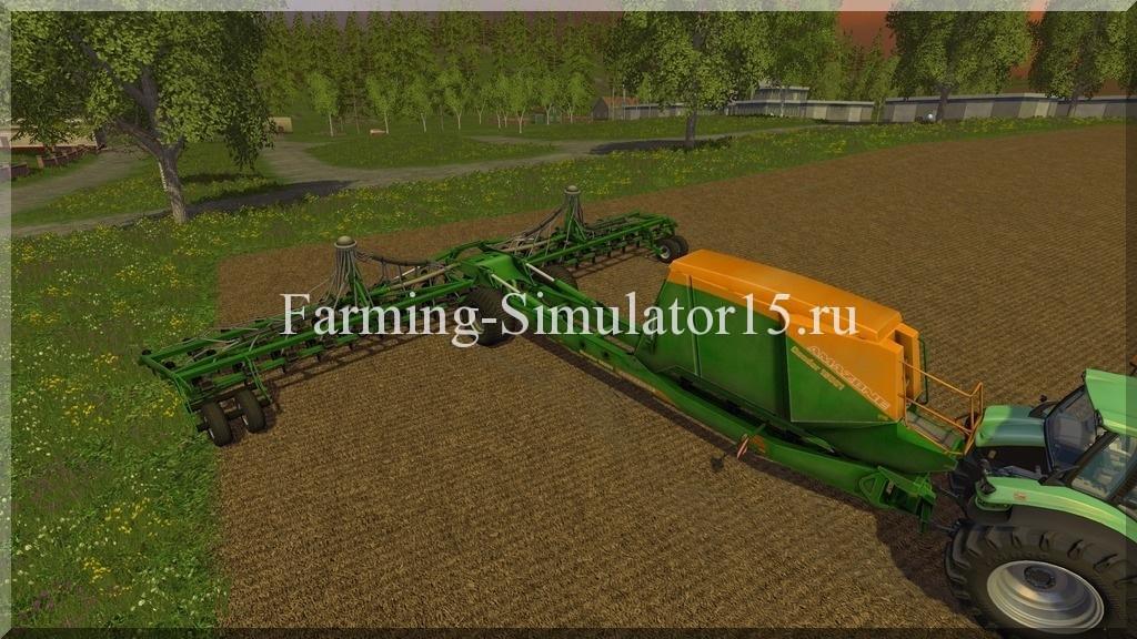 Мод сеялки Amazone Condor 15001 v 1.0 Farming Simulator 15, 2015