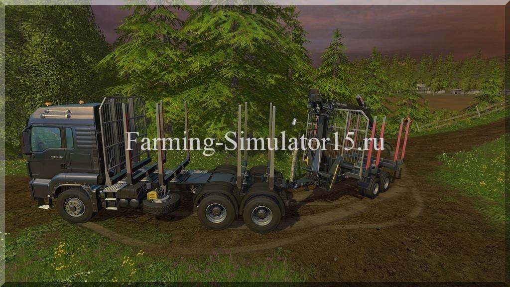 симулятор лесовоза скачать торрент