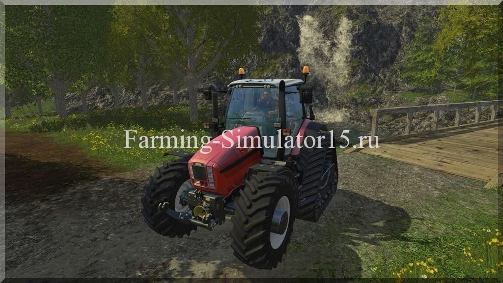 Мод трактора Same Fortis 190 Rowtrac V 1.0 Farming Simulator 15, 2015