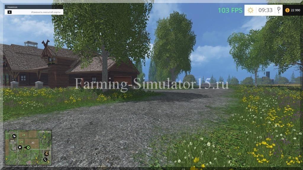 Снятие ограничения 60 Кадров в секунду 60 FPS Unlock Farming Simulator 15, 2015