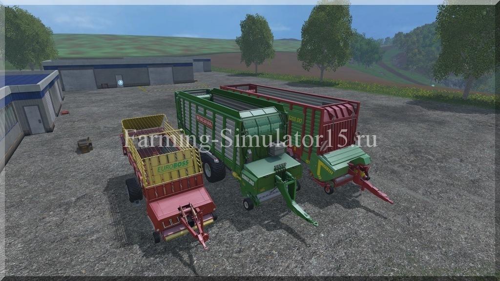 Как сделать моды на фермер 2015 977
