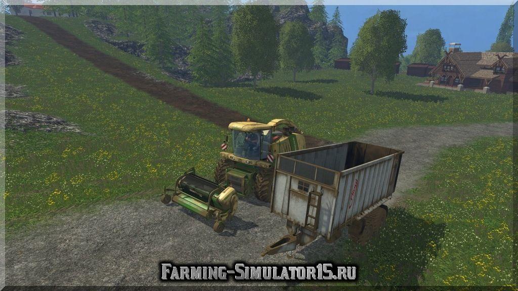 Как сделать моды на farming simulator 989