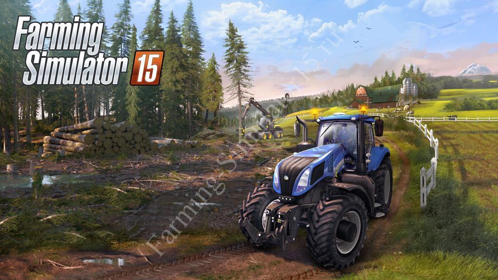 Мод Mod Commander v1.7 Farming Simulator 15, 2015