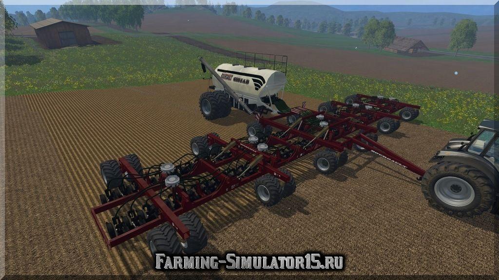 скачать моды для Farming Simulator 2015 сеялки кукурузы - фото 3