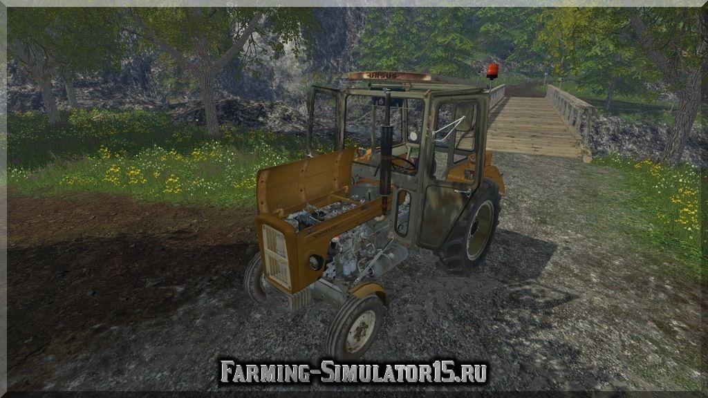 Мод трактора Ursus C360 v 1.0 Farming Simulator 2015, 15