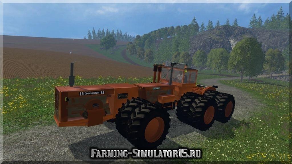 Мод трактора Chamberlain v 3.0 Farming Simulator 2015, 15