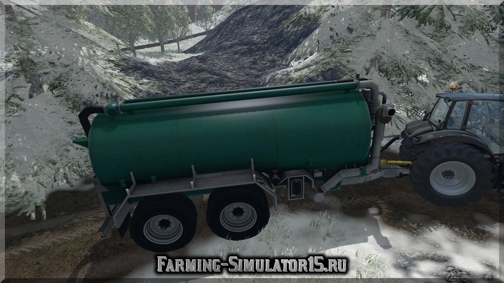 Мод бочки для воды Kotte Garant Water v 1.0 Farming Simulator 2015, 15