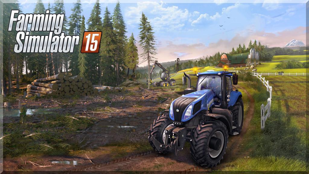 Вышел патч для Farming Simulator 15