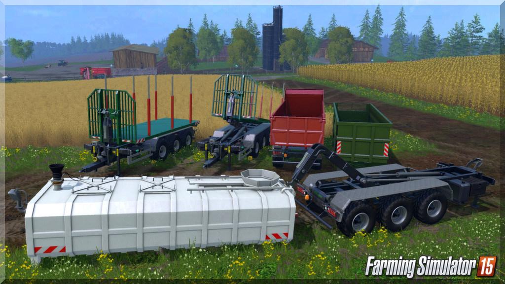 скачать последнюю версию фермер симулятор 2015