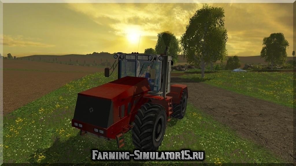 Мод трактора Кировец Kirovets К744 P3 Farming Simulator 2015, 15