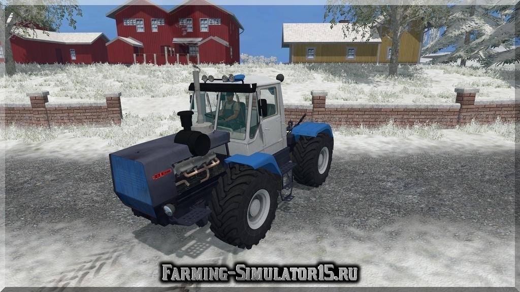 Мод трактора Т-150К new Farming Simulator 15, 2015