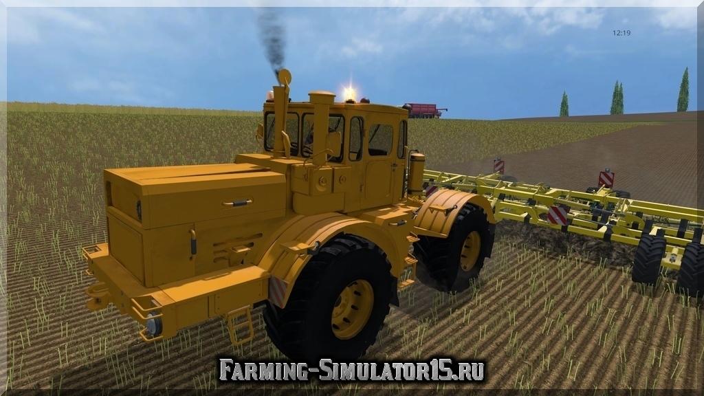 Мод трактора Кировец K-700A v 1.0 Farming Simulatro 2015