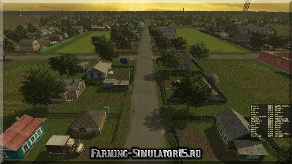 Скачать моды карты для farming simulator