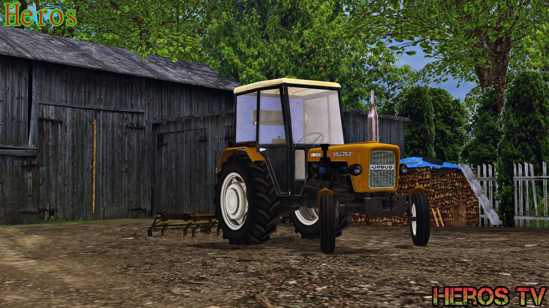 Farming Simulator 2009 Моды