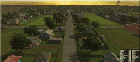 Мод карты Орлово Orlowo v 0.8 Final Farming Simulator 2015