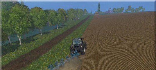 Мод плуга Lemken Juwel 8 v 0.9 Beta Farming Simulator 2015