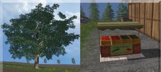 Мод Fruit Package Designer v 3.61 Farming Simulator 2015