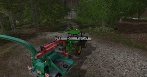 Мод щеподробилка для farming simulator 2015 zip пружины на грохот гил-52
