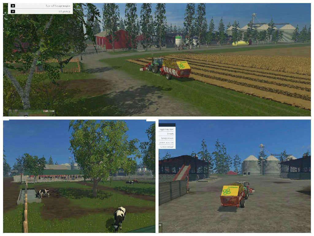 Моды для farming simulator 2018 карты новые русские с грязью