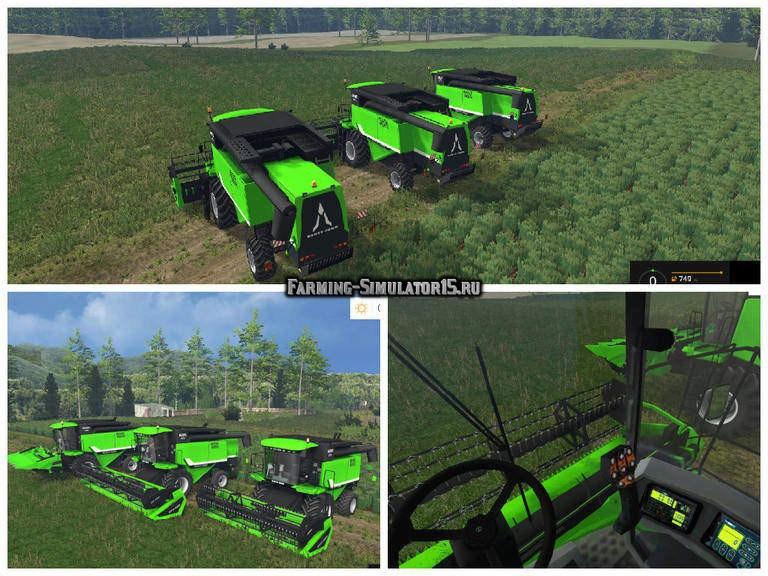 Как сделать моды на farming simulator 193