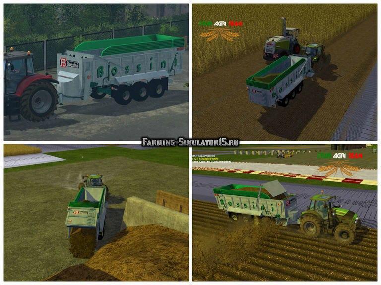 Как сделать моды на farming simulator 770
