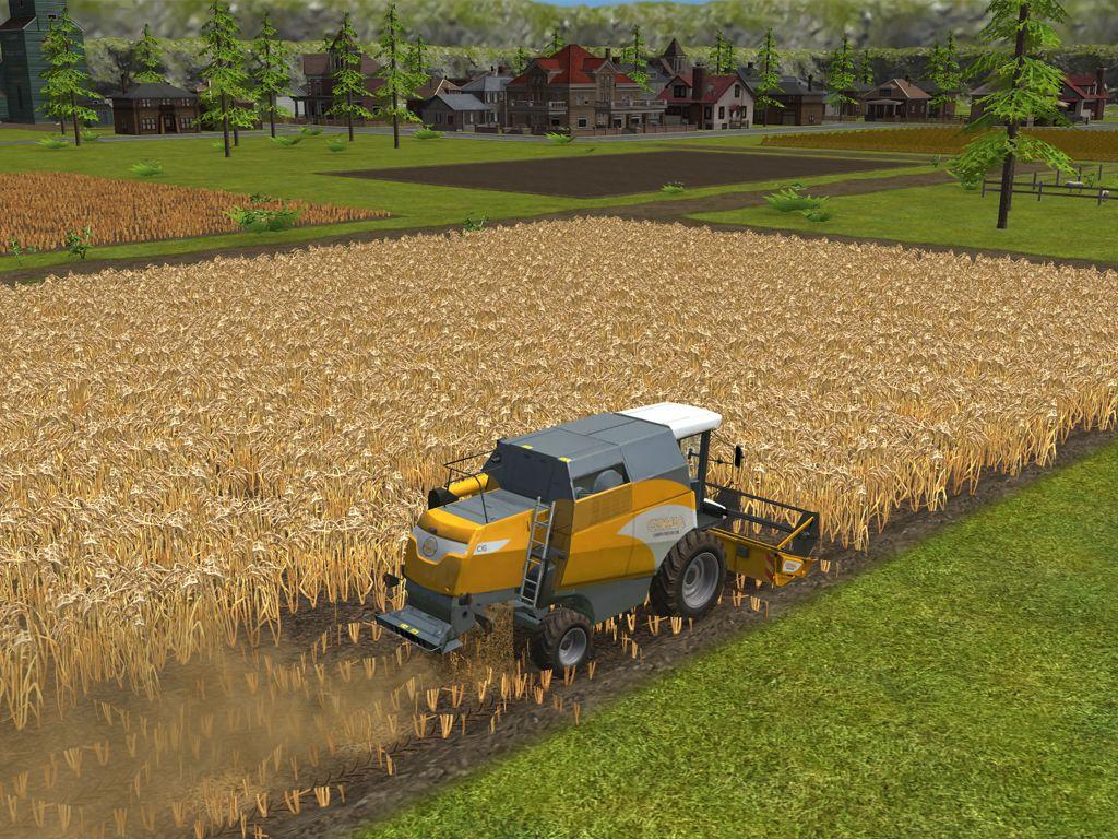 Сегодня состоялся выход Farming Simulator 16 для iOS и Android