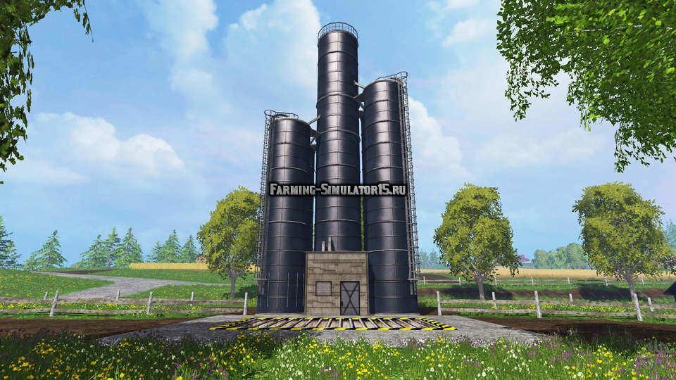 Мод скрипт MH Forwarding v 1.1 Farming Simulator 2015