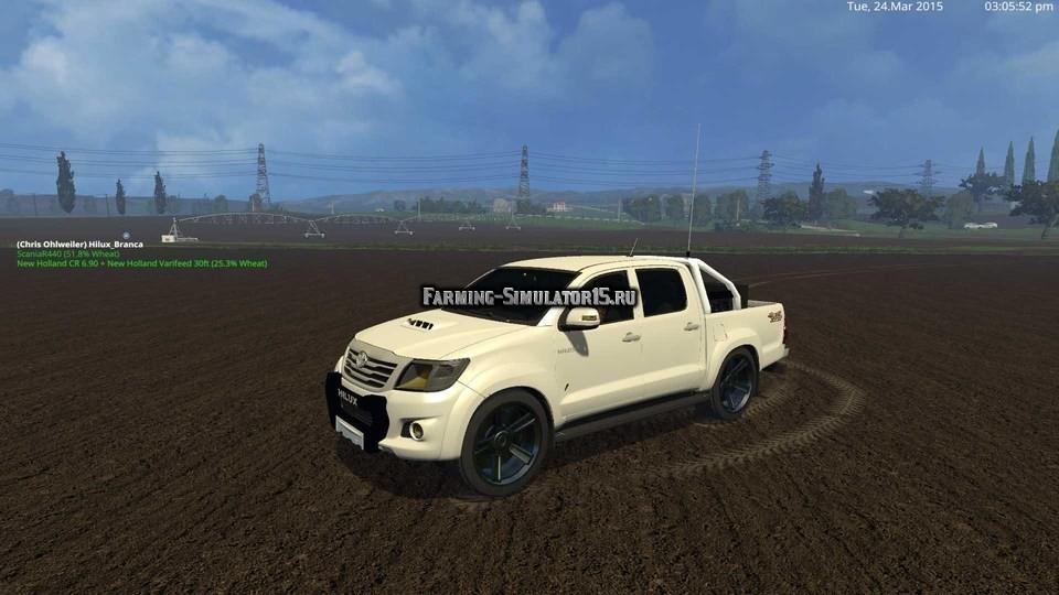 Мод для фермер симулятор 2015 hero ui.