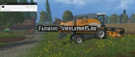 Мод скрипт Career Days v 1.0 Farming Simulator 2015