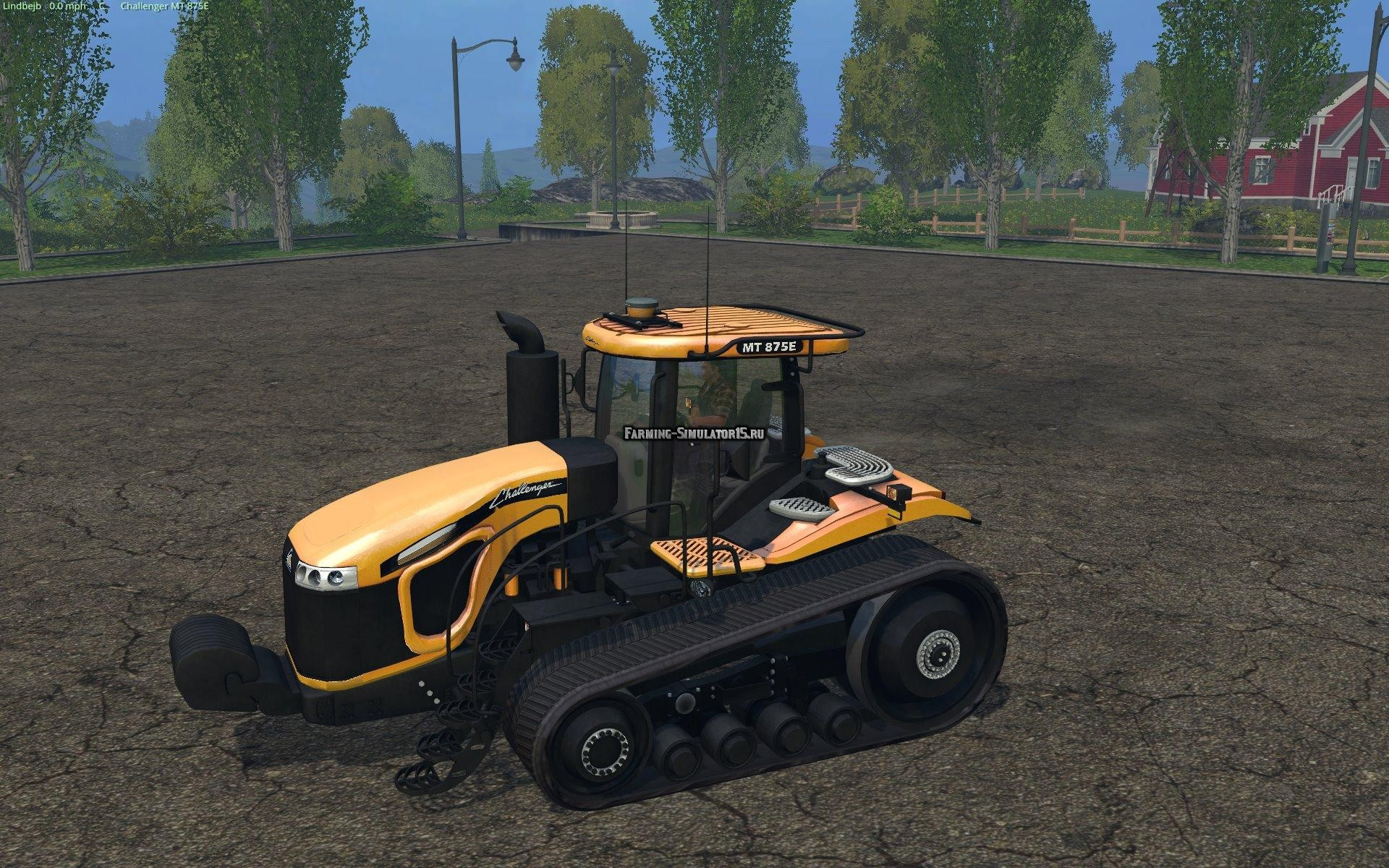 Мод трактор John Deere 8360RT v 1.0 Farming Simulator 2015