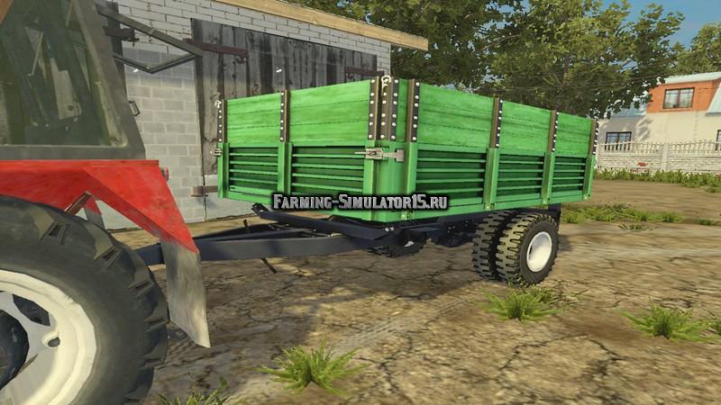 Мод прицеп Kamionska Prikolica v 1.0 Farming Simulator 2015