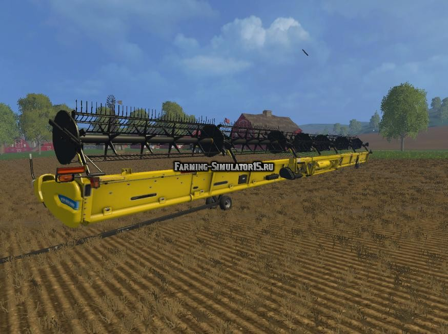 скачать моды жатки farming simulator 2015