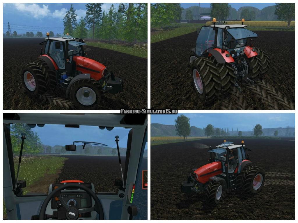 Мод трактор Same Fortis 190 v 1.0 Farming Simulator 2015