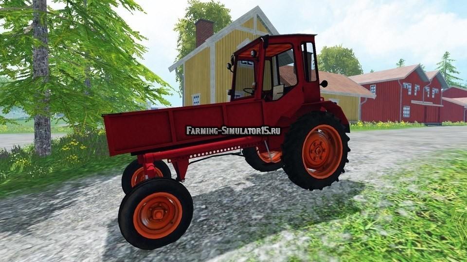 Мод трактор T 16M v 1.0 Фермер Симулятор 2015