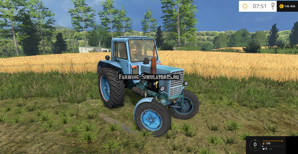 Скачать мод на трактора для фс 15
